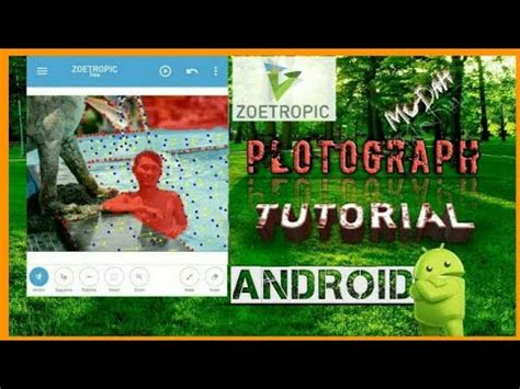 tutorial zoetropic membuat air bergerak di gambar tutorial zoetropic free