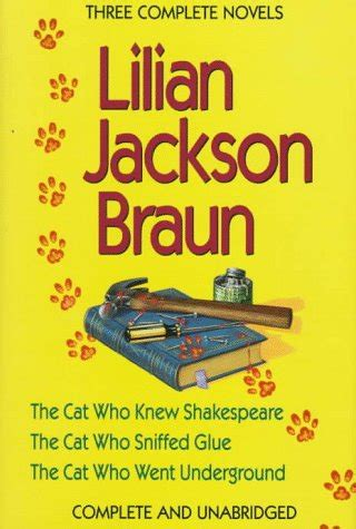 Lilian Jackson Braun The Cat Who Knew Shakespeare 1 the cat who omnibus 03 books 7 9 the cat who knew