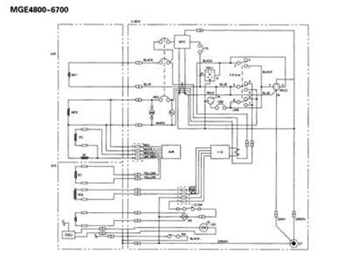 kipor generator wiring diagram wiring diagram with