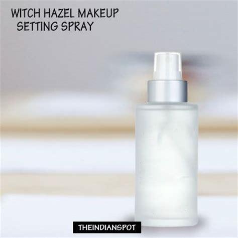 diy setting spray witch hazel makeup setting spray setting spray and makeup on