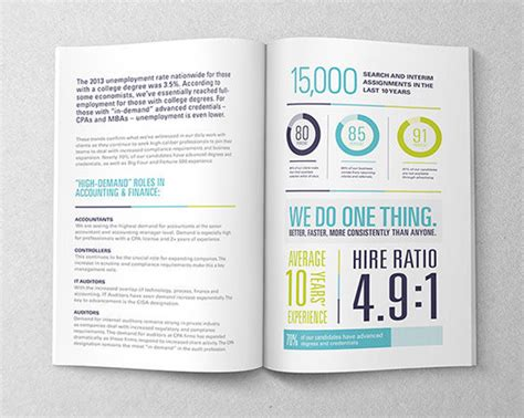 report layout design ideas brandbusters annual report design
