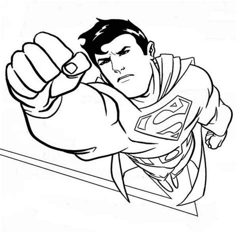 coloring book free get this superman coloring pages free printable 35749