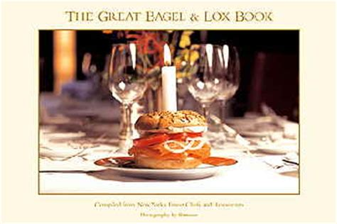 bagel in books luxury experience new york foodies books