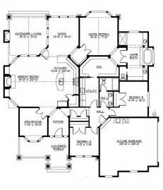 style house floor plans craftsman style house plan 3 beds 2 baths 2320 sq ft