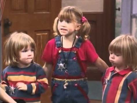 full house season 7 full house cute funny michelle clips from season 7 part 2 youtube