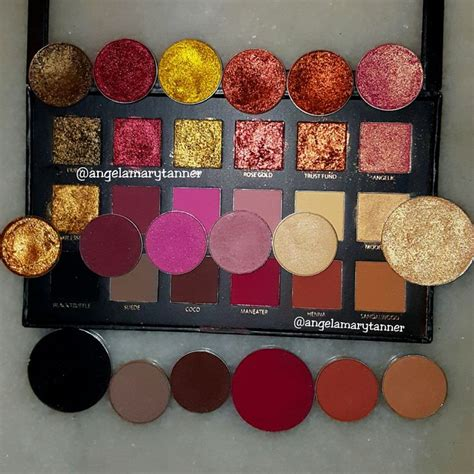 Eyeshadow Huda best 25 huda palette ideas on huda gold