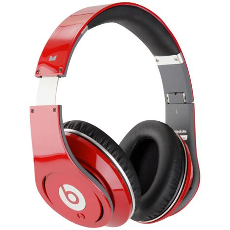 Headphone Beats By Dr Dre Hd beats by dr dre studio noise cancelling hd headphones with microphone iwoot
