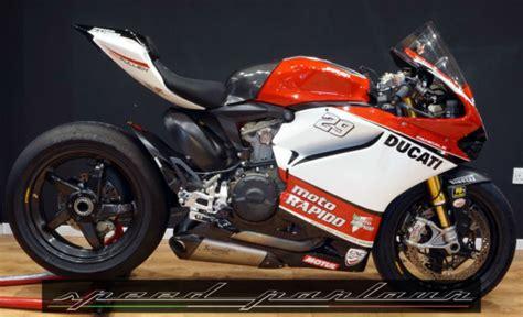 Ducati Rennmotorrad by Ducati Panigale R Superstock Race Bike 2015 Luxury