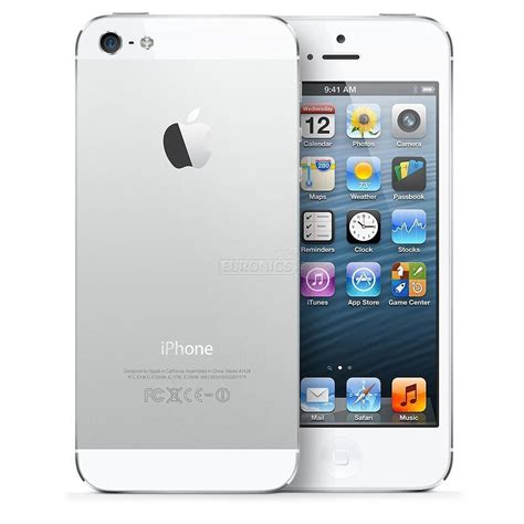 Apple Iphone 5s 32 Gb Silver Second iphone 5s apple 16 gb me433gb a