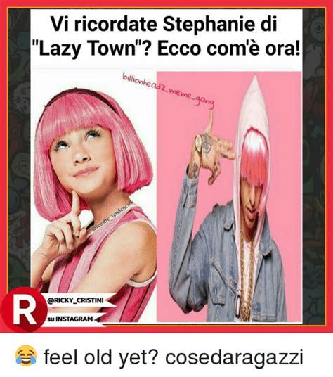 Lazy Town Meme - 25 best memes about lazi town lazi town memes