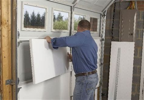 4 reasons why insulating your garage door is a idea