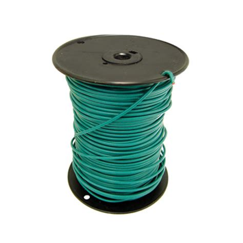 copper ground wire 10 awg green jacket directv approved