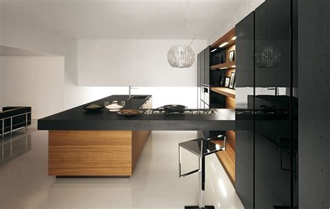 contemporary kitchens cabinets 25 modern kitchens in wooden finish digsdigs