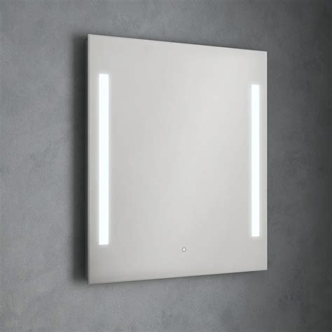 miroir salle de bain lumineux 3147 miroir lumineux led salle de bain anti bu 233 e 75x80 cm idled
