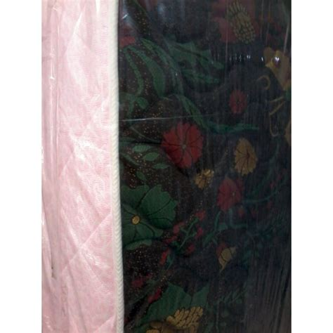 Kasur Busa Olympic Ukuran 180x200 kasur busa olympic titanium kain bermotif batik