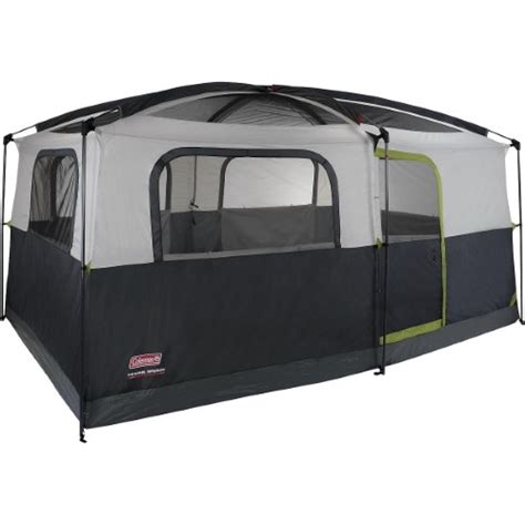 Coleman Cabin by Coleman Signature Prairie 9 Person Cabin Tent Jet