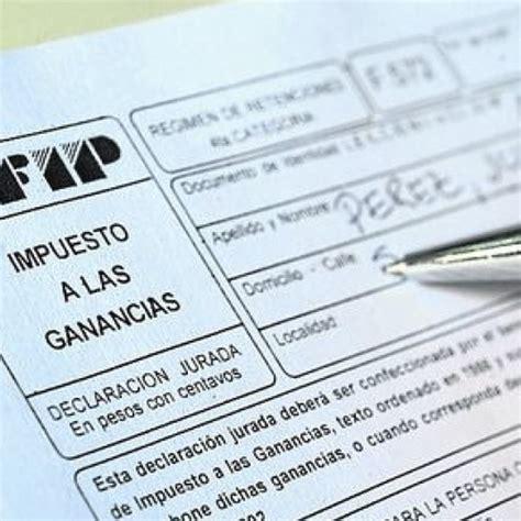 impuesto a las ganancias 2015 diario tributario aduanero y financiero nro 71 01 07