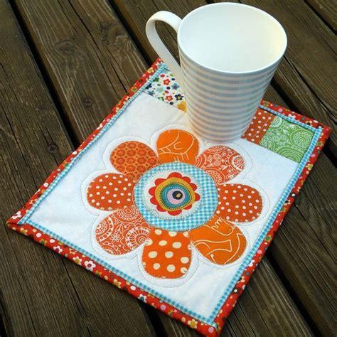 mug rug patterns mug rug free pattern mug rugs jewels and crafts patterns coffee time and rugs