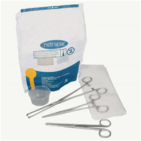 Iud Kit Std cheap standard iucd pack single use packs instrapac