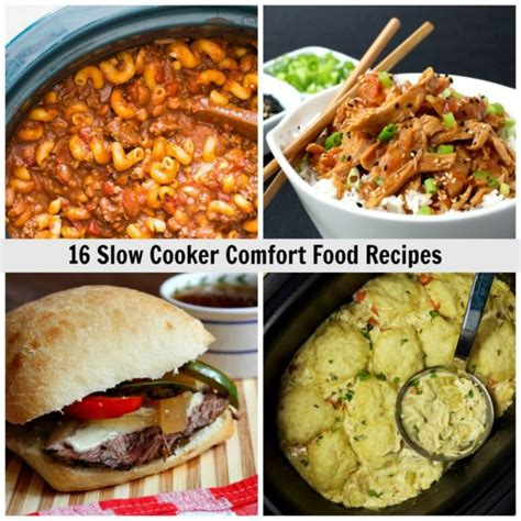 Comfort Foods Recipes by Weekend Link Recipe