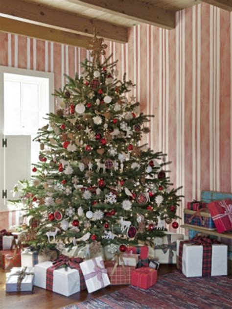 country christmas tree decorating ideas 60 christmas tree