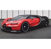 This Is The Most Accurate Bugatti Chiron Rendering To Date