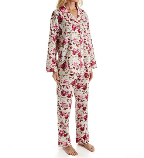bed head pajamas bedhead pajamas ashes of roses long sleeve pj set 5989