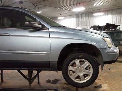 2004 Chrysler Pacifica Tire Size by 2004 Chrysler Pacifica Compact Spare Tire Wheel 18x4