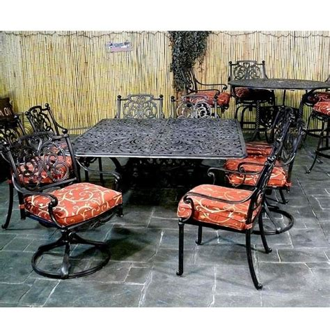 St Augustine Dining Hanamint St Augustine Patio Furniture