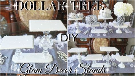 dollar tree home decor dollar tree bling decor stands dollar store diy diy