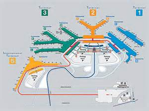 o hare terminal map why is there no terminal 4 at o hare airport