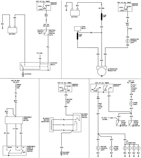 68 69 camaro wiring diagram 68 free engine image for