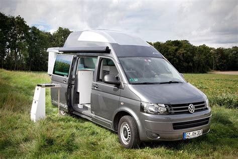vw bett bett mobil extendable volkswagen multivan hiconsumption