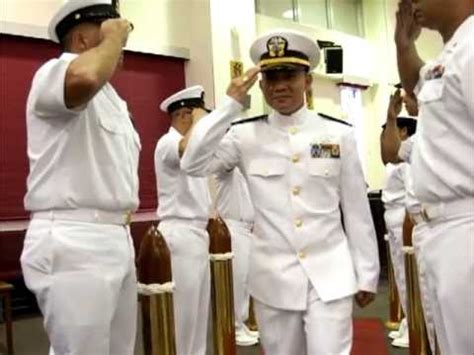 Chief Warrant Officer Navy by Senior Chief Becomes Chief Warrant Officer