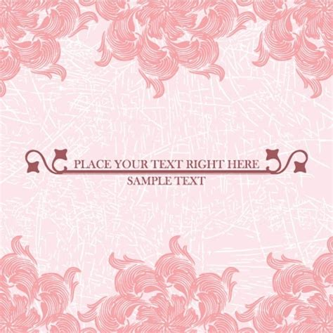 pink pattern vector free download pink pattern background 04 vector free vector in
