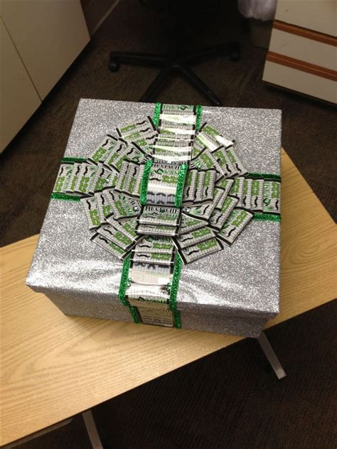 christmas trees decorated with scratch tickets the 25 best lottery ticket tree ideas on lottery ticket gift lottery tickets and
