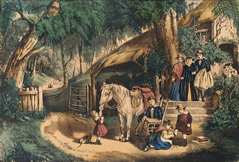 the barn floor currier and ives 195 best by currier and ives images on