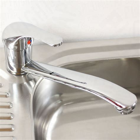 Classic Kitchen Mixer Taps classic kitchen sink mixer tap in chrome