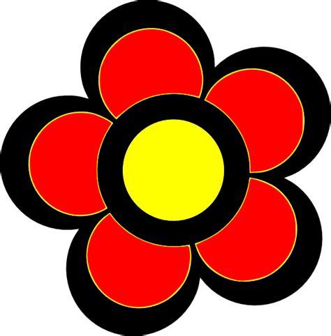 flower colors flower color clip at clker vector clip