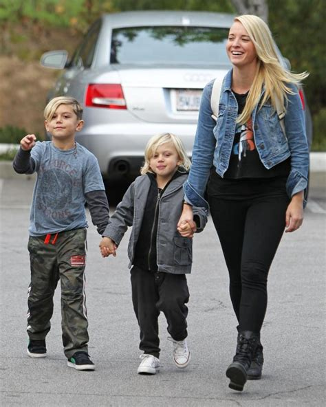 gwen stefanis marriage over gavin rossdale caught rossdale spotted with different nanny after alleged affair