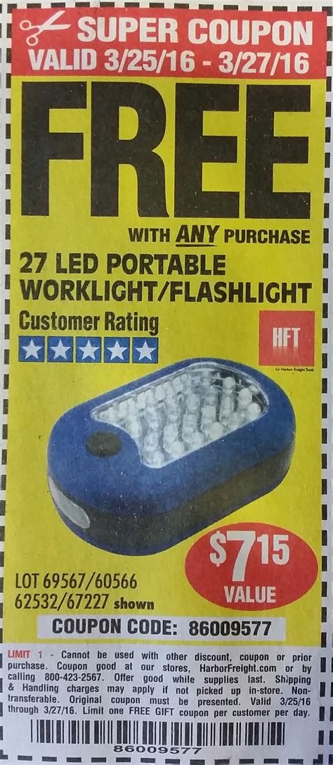 work lights at harbor freight harbor freight led work light led my bookmarks