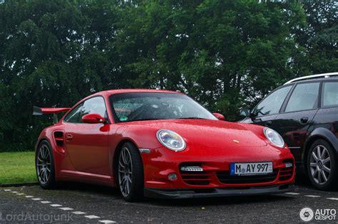 Porsche 997 Turbo S by Porsche 997 Turbo S 23 June 2016 Autogespot