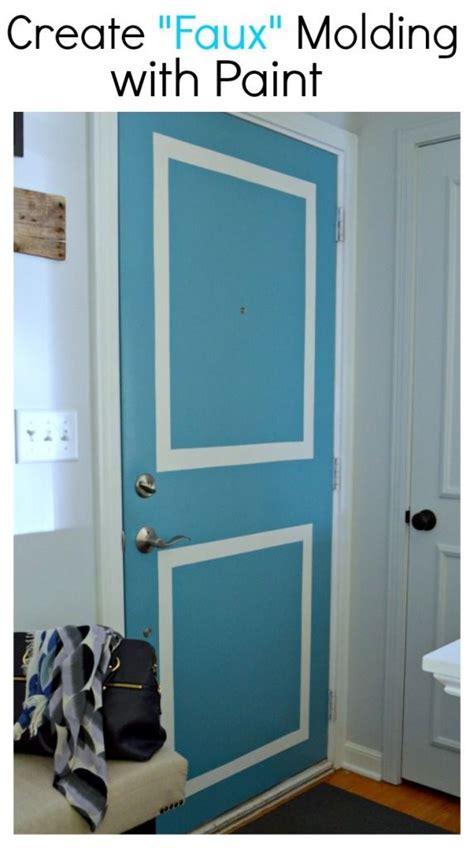 change     plain front door door makeover diy