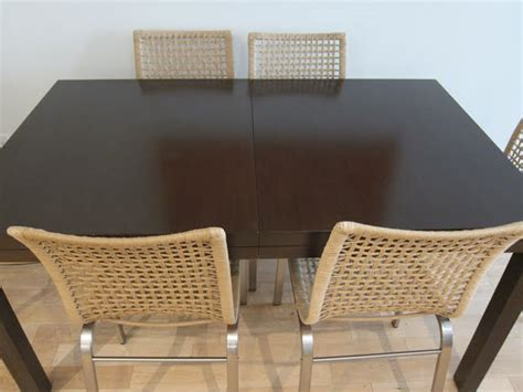 nandor chair ikea eq3 quot b2c quot dining table with ikea quot nandor quot chairs off 2