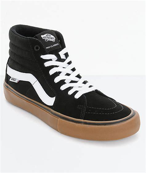 www shoes vans sk8 hi pro skate shoes