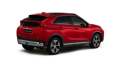 mitsubishi crossover models 2018 mitsubishi eclipse cross revealed an all new
