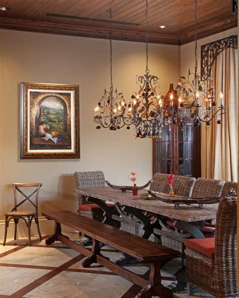 esszimmer mediterran mediterranean mediterranean dining room miami