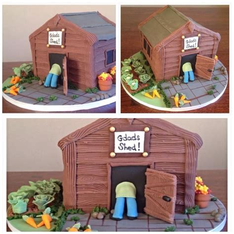 Shed Cakes by 1000 Images About Shed Cakes On Gardens