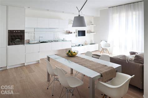 cucina con parquet 75 mq 10 idee per far sembrare pi 249 grande la casa cose