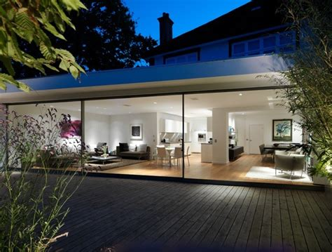 modern house extension designs house extension muswell hill contemporary exterior london by gregory phillips architects